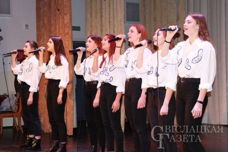 Конкурс патриотической песни «Мелодии наших сердец»